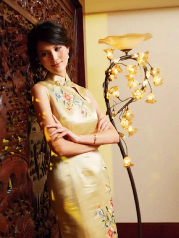 旗袍与明星(干货)